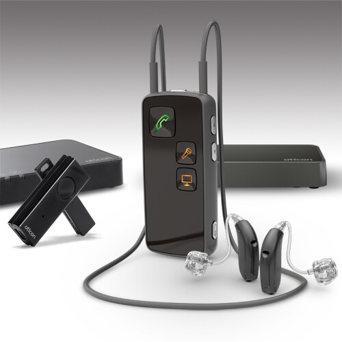 Oticon Bluetooth Hearing Aid -West Orange, NJ - The Hearing Group